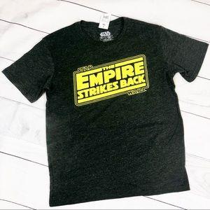 Star Wars Empire Strikes Back Mens New Tee Shirt
